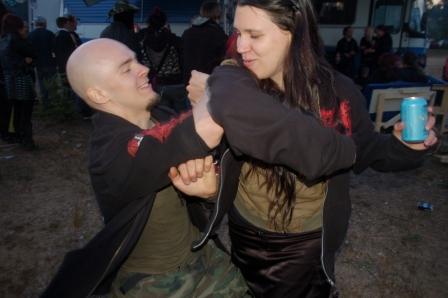 Jope the Polak vs. Lady Enslain