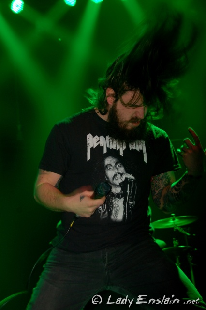 Kvelertak @ Finnish Metal Expo
