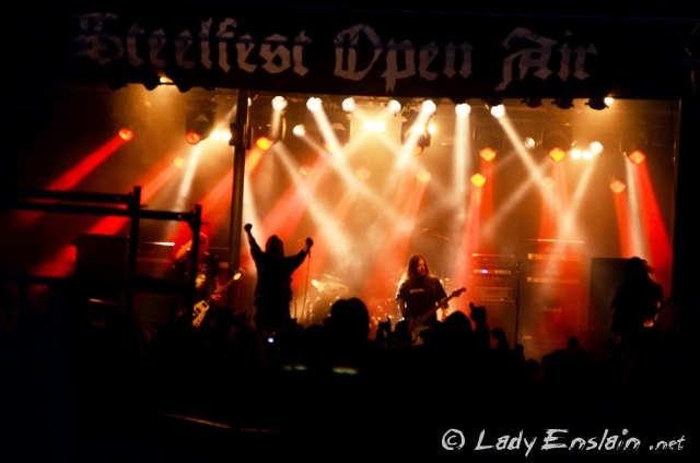 Steelfest Open Air 2012