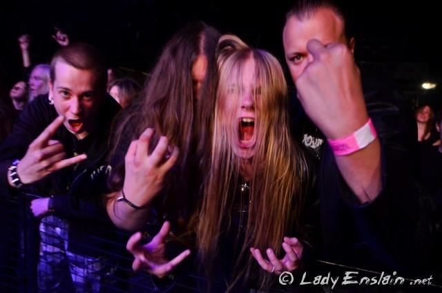 Convulse fan frenzy @ Jalometalli 2012