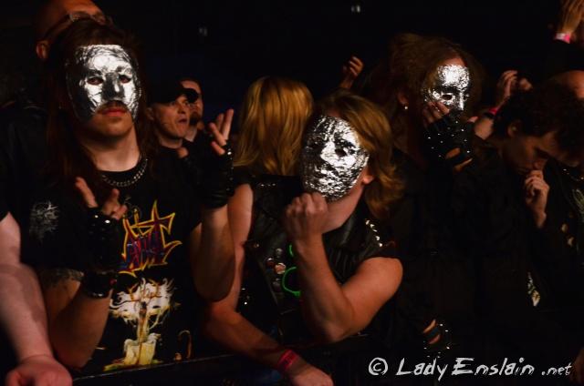 Crimson Glory maniacs @ Jalometalli 2012