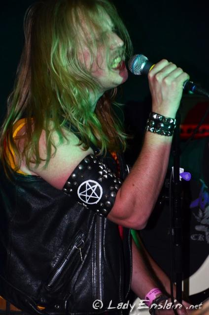 Antichrist @ Til Dovre Faller 2012