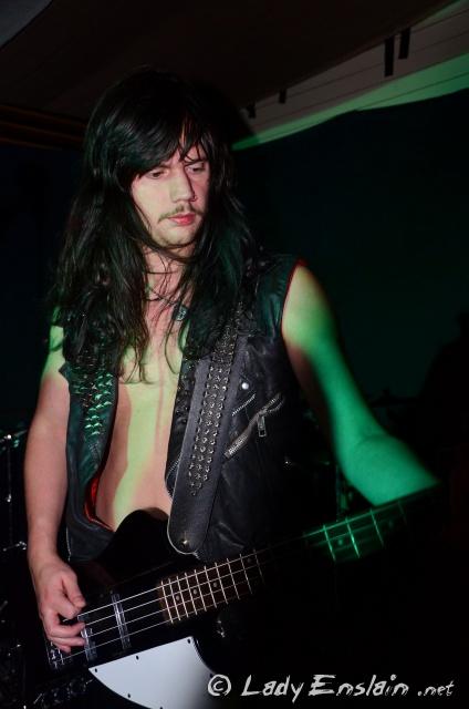 Witchgrave @ Til Dovre Faller 2012
