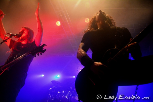 Rotting Christ plays Helsinki.  Where were you?